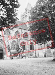 Abbey St Taurin 1964, Évreux