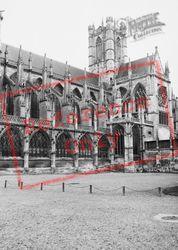 Cathedral 1964, Évreux