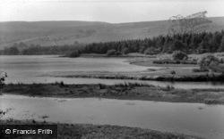 The Reservoir c.1960, Ewden Village