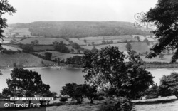 Ewden Village, The Reservoir c.1960