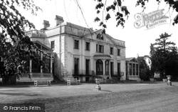 Ewell, Bourne Hall c.1960