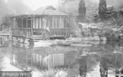 Ewell, Castle, Japanese Tea House 1925