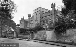 Ewell, Castle, School 1925