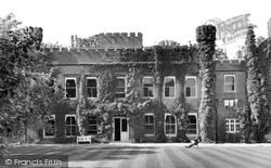 Ewell, Castle School c.1955