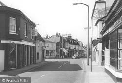 Ewell, Cheam Road c.1965