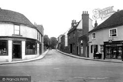 Ewell, Church Street 1924