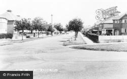 Ewell, Court Farm Avenue c.1965