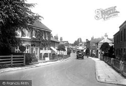 Ewell, High Street 1924