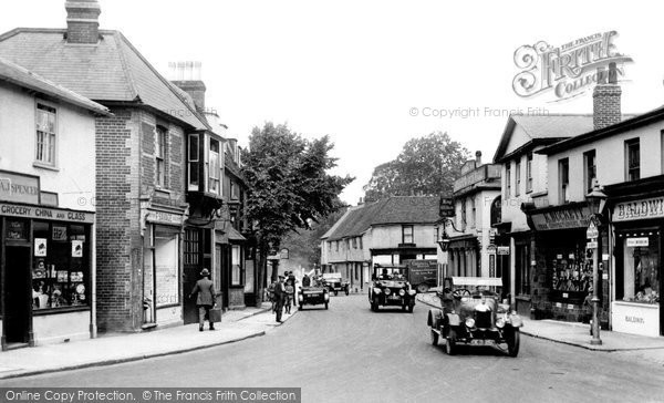 Photo of Ewell, High Street 1924, ref. 75489