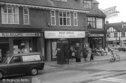 Ewell, Kingston Road c.1960