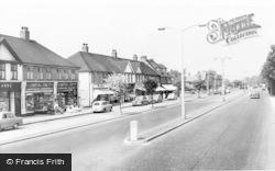 Ewell, Kingston Road c.1965