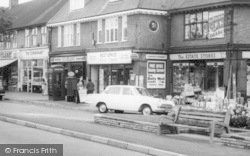 Ewell, Kingston Road Post Office c.1965