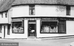 Ewell, Market House Stores c.1960