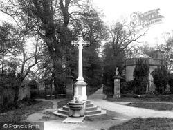 Ewell, Nonsuch Park Memorial 1925