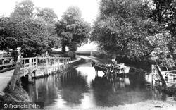 Ewell, Ruxley Splash 1907