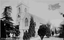 Ewell, St Mary's Church 1890