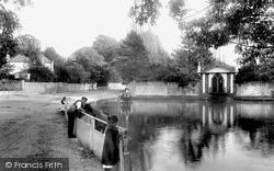 Ewell, The Pond 1903