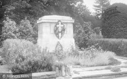 Ewell, War Memorial 1924