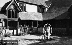Almshouses c.1950, Ewelme