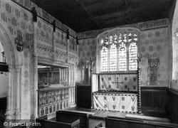Chapel Of The Almsmen c.1950, Ewelme