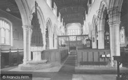 Church Of St Mary The Virgin c.1950, Ewelme