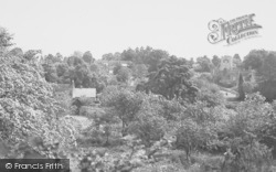 General View c.1960, Ewelme