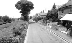 High Street And Watercress Beds c.1960, Ewelme