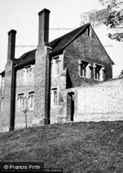 The School c.1950, Ewelme