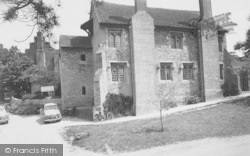 The School c.1960, Ewelme