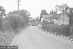The Village c.1950, Ewelme