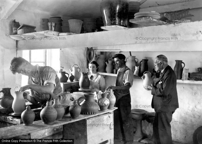 Ewenny, Bridgend Pottery 1937