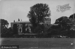 Ewenny, Church And Priory 1898