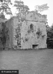 Ewenny, Priory, The Tower 1953