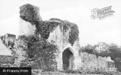 Ewenny, The Priory c.1960