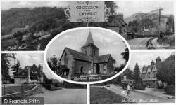 Ewhurst, Composite c.1955