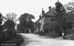 Ewhurst, Coneyhurst Lane 1925