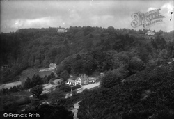 Ewhurst, Pitch Hill 1925