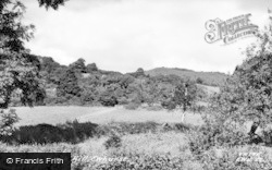 Ewhurst, Pitch Hill c.1955