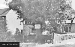 Ewhurst, Post Office c.1955