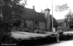 Ewhurst, School c.1965