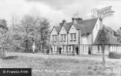 Ewhurst, The Bull's Head Hotel c.1960
