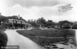 Ewhurst, The Green 1929