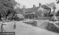 Ewhurst, the Memorial 1922