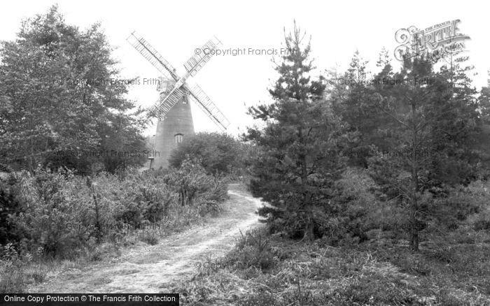 Ewhurst,Mill 1925,Surrey