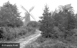 Ewhurst, The Mill 1925