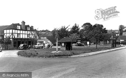 Ewhurst, Village c.1955