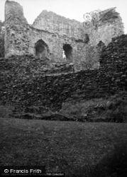 Ewloe, The Castle 1952