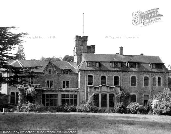 Photo of Ewyas Harold, Dulas Court c.1960