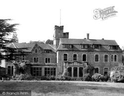 Ewyas Harold, Dulas Court c.1960