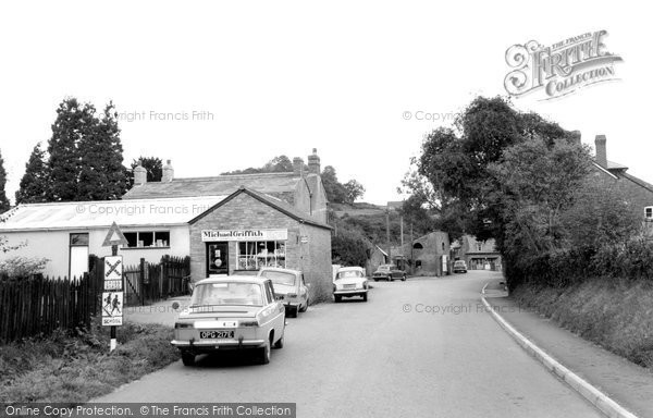 Photo of Ewyas Harold, Dulas Road c.1965